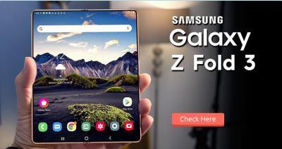 Samsung Galaxy Z Fold 3 Rumors Roundup