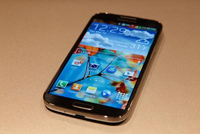 Samsung Revealed the Galaxy S IV: Eight cores, 13 Megapixels, One Gorgeous HD Display