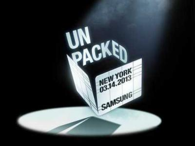 Samsung's Galaxy S IV to Be Made Out Of Plastic?