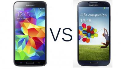 Samsung Galaxy S5 VS Galaxy S4:  Is It Worth Upgrading