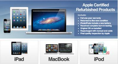 Apple Opens Its First Refurbished Store On Ebay