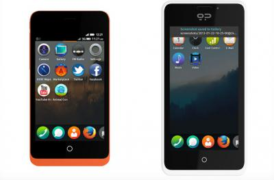 Mozilla has Joined the Battle--Two Firefox OS Developer Phones Have Been Released