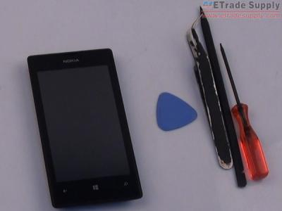 Nokia Lumia 520 Disassembly for Screen Replacement or Other Parts Repair