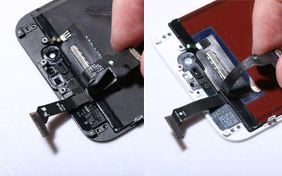 2 Tips to Tell OEM LCD Screen from High Copy Screen