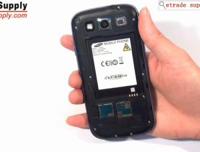 How to Disassemble Samsung Galaxy S3