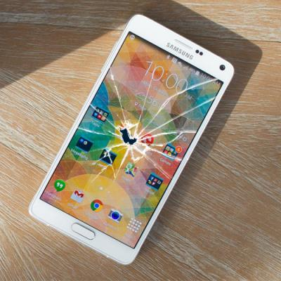 How to Repair A Samsung Galaxy Note 4 Screen