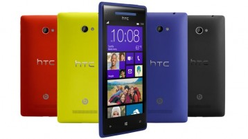 HTC 8X and 8S