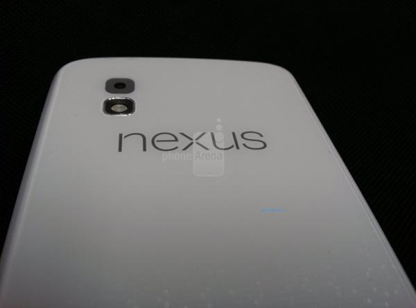white nexus 4 release