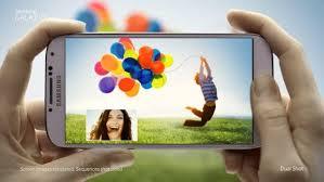 Samsung Galaxy S4 ads