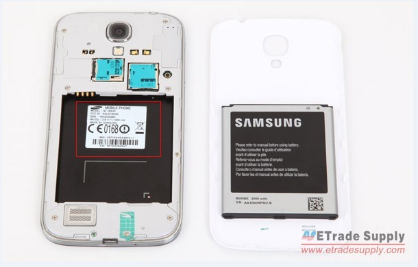 samsung galaxy s3 battery serial number check