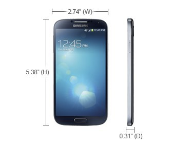 Samsung Galaxy S4 Develop Edition