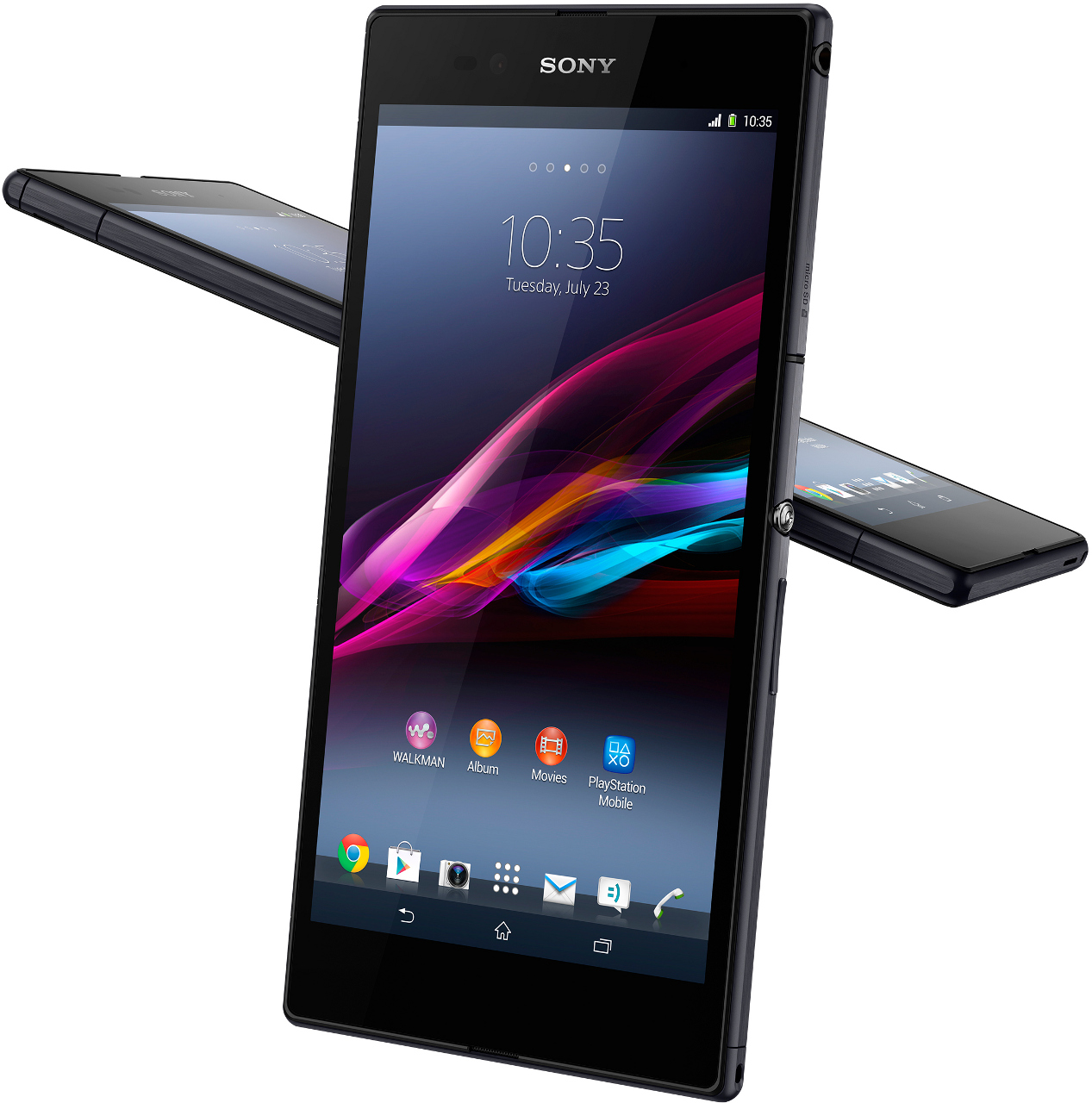 brand new 6539b 55baf Sony Xperia Z Ultra - Waterproof with Specs to Dominate the Phablet ...
