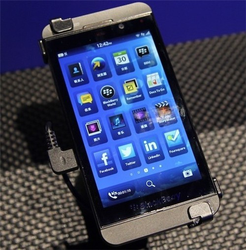 BlackBerry to Release 3 or 4 new BlackBerry 10 Models Later