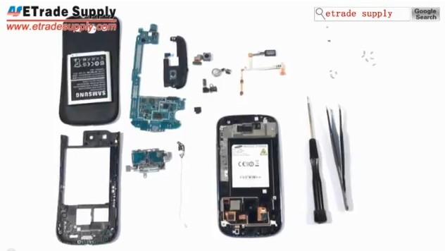Find Your Samsung Galaxy S3 Model Number