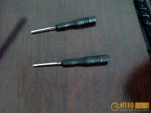T5 Torx Screwdriver & 4mm Phillips screwdriver