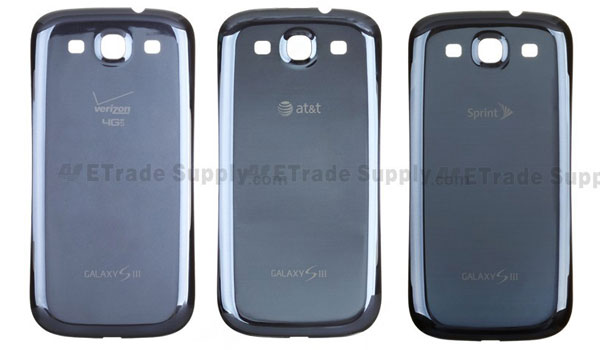 Samsung Galaxy S3 Battery Door for Different Models