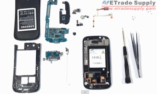 Samsung Galaxy S3 Assembly Tutorials