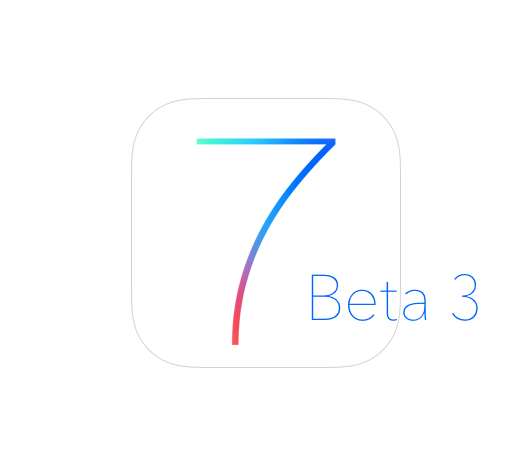Apple-iOS 7-Beta 3