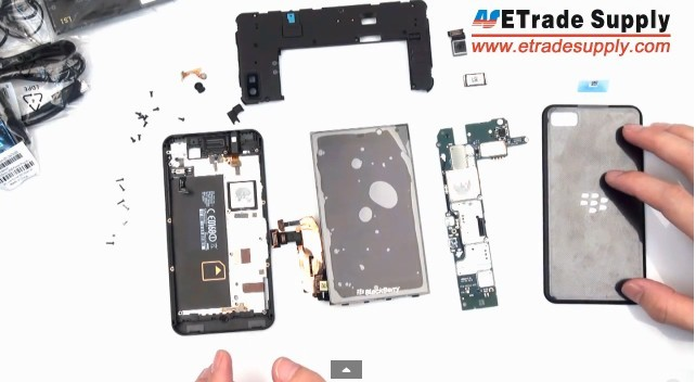 BlackBerry Z10 Problems: How to Repair Damaged Internal