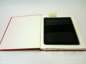 How to DIY a Paper Case for iPad