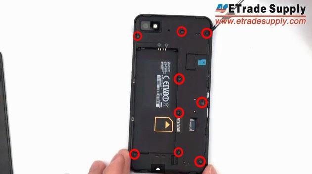 BlackBerry Z10 Problems: How to Repair Damaged Internal