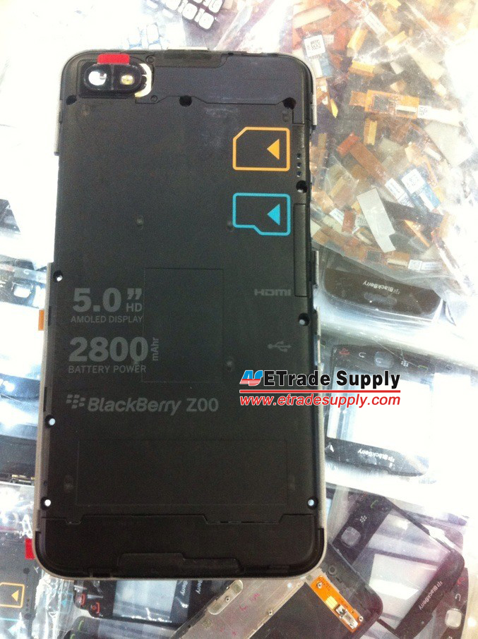 BlackBerry A10/Z30 Middle Plate 2