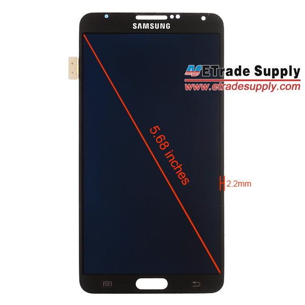 Galaxy Note 3 Display Assembly (1)