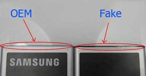 Galaxy S3 OEm battery comparision