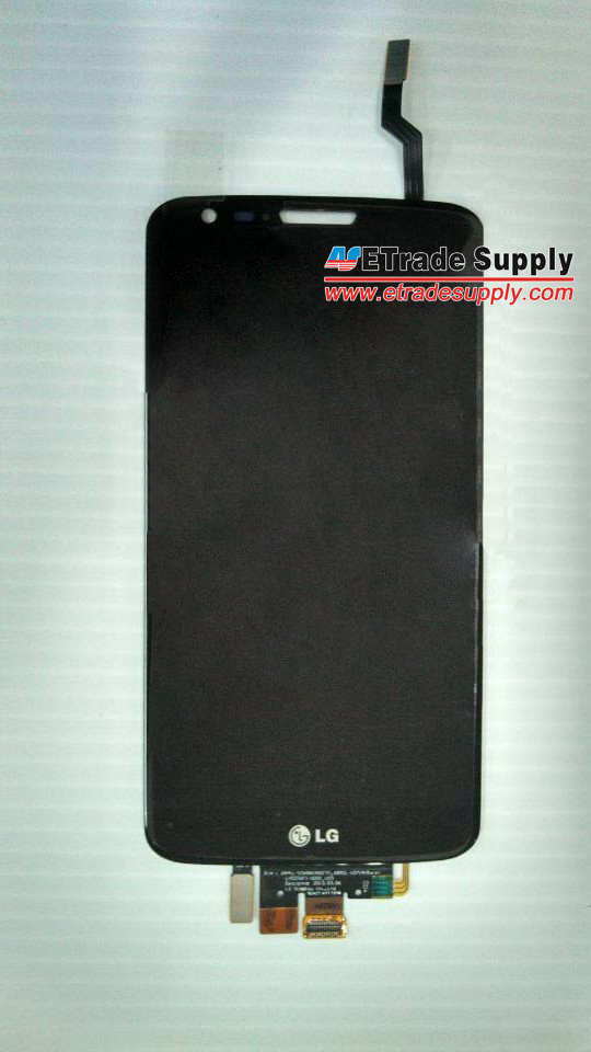 LG G2 LCD and Digitizer Assembly 1