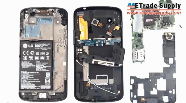 Nexus 4 Parts