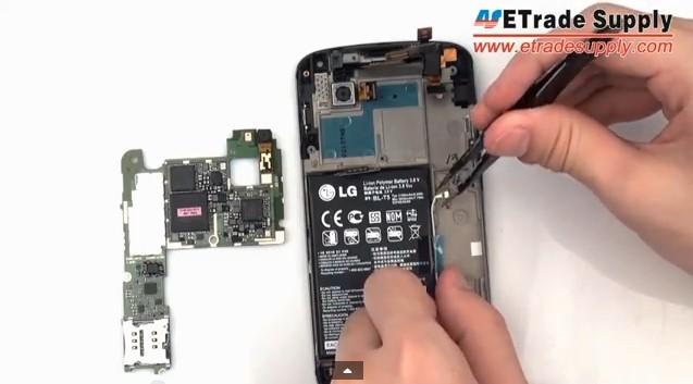 Nexus 4 antenna