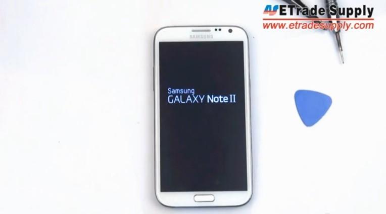 Samsung Galaxy Note II repair