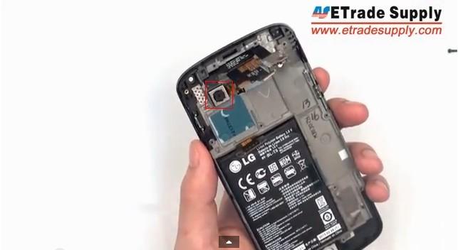 install Nexus 4 Rear-facing Camera