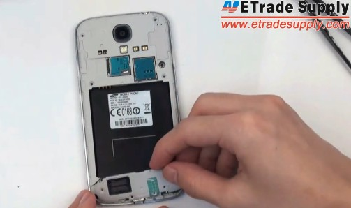 install the galaxy s4 loud speaker