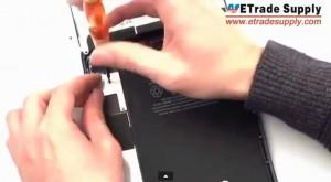 Remove the Metal Shield