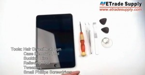 iPad Mini Repair Tools