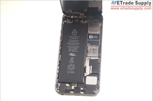 iPhone 5S inner structure