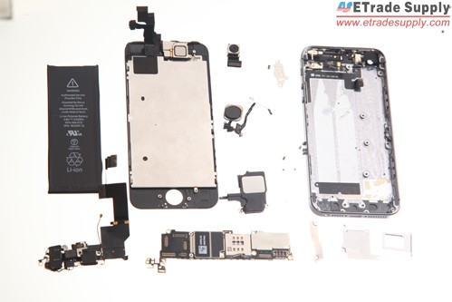 iPhone 5S replacement parts