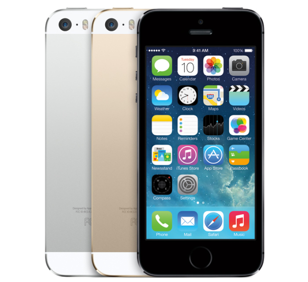 Apple Unveils Two New iPhones: iPhone 5S and iPhone 5C