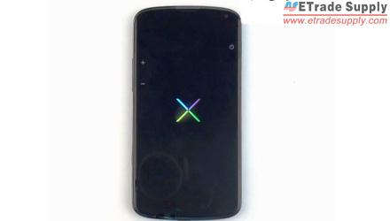 power on the Nexus 4