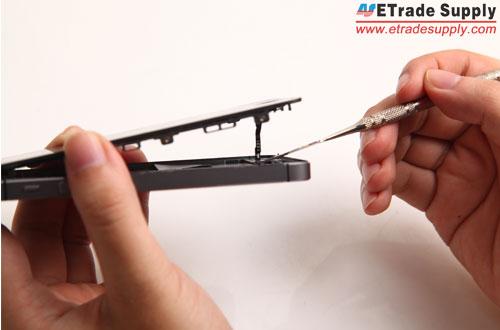 Assemble-iphone-5s-fingerprint-sensor-part