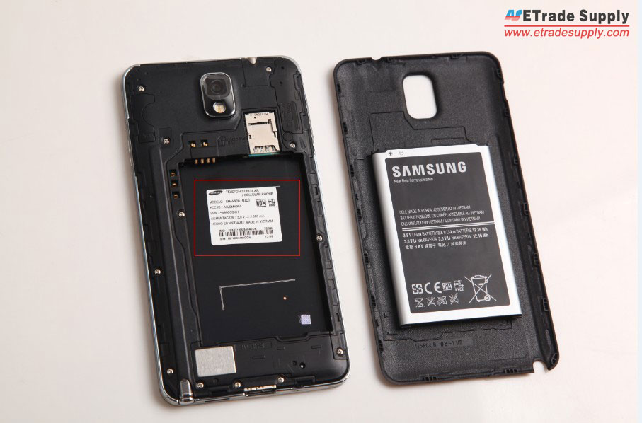 Find-Galaxy-Note-3-Model-Number