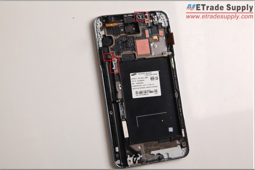 Galaxy Note 3 components