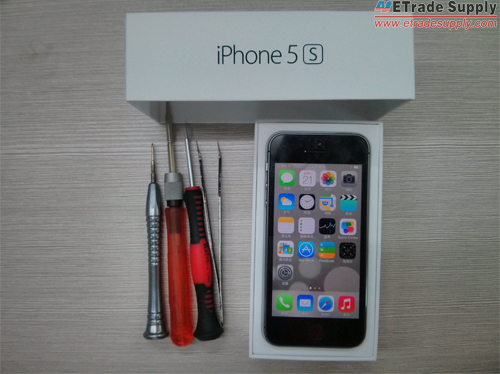 how to replace the iPhone 5S charging port