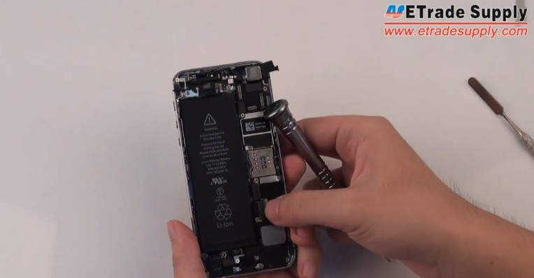 install iphone 5s battery