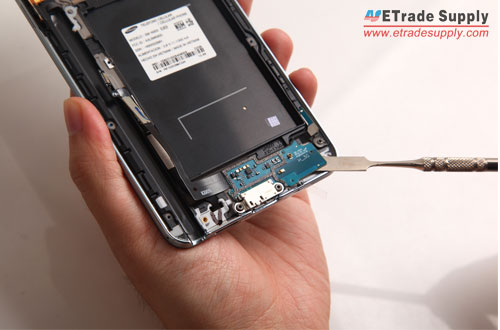 remove-galaxy-note-3-USB-module