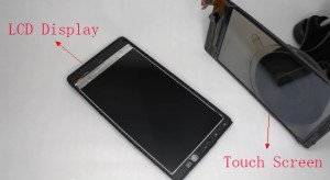 Replace a brand new digitizer or LCD screen for Lumia 920
