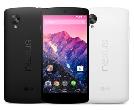 Nexus 5 Models