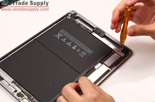save iPad Air battery life