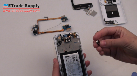Fix the LG G2 vibrating motor